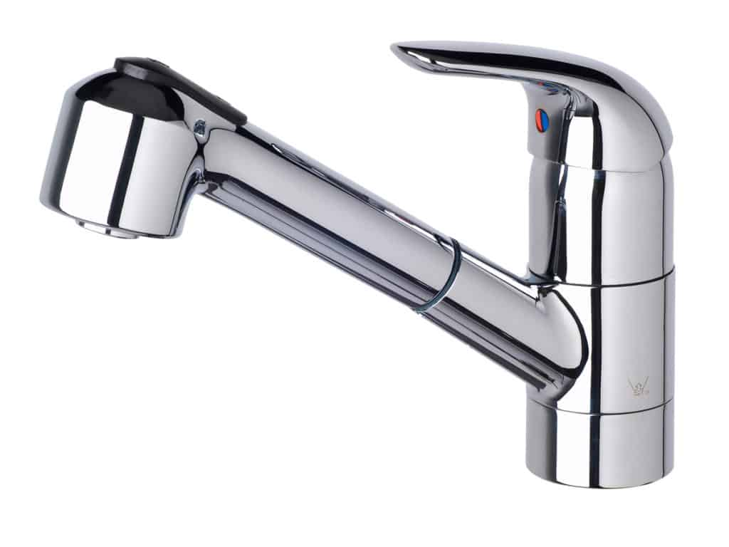 american standard saga sink mixer with pull out spray 9506812 hero 1 1024x768 - All Things Tapware!