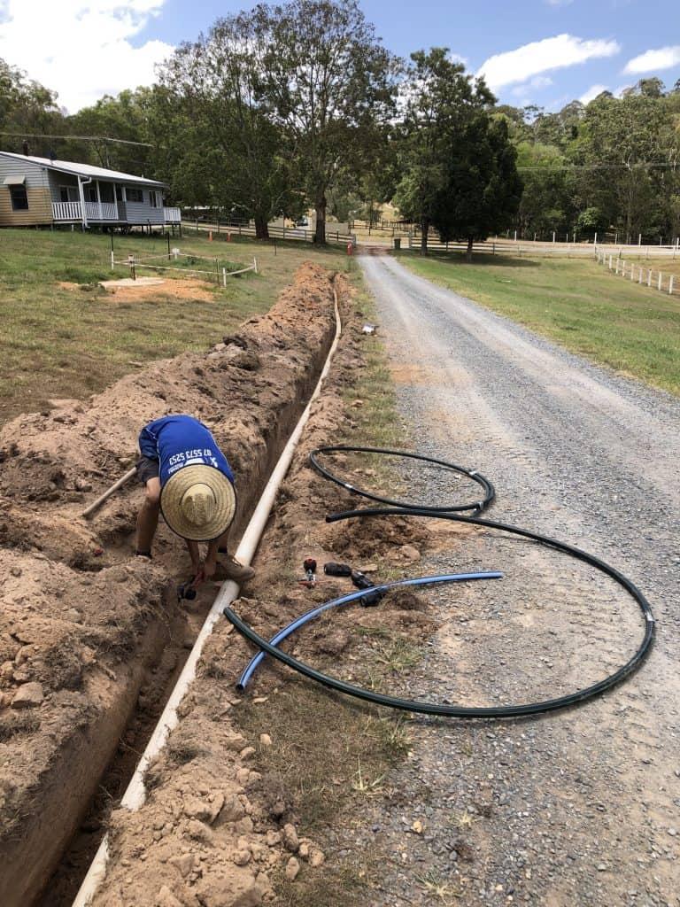 storm water Plumbing